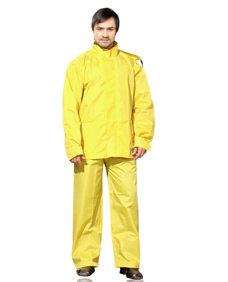 Raincoat for Men - Assorted Color | Nylon Sky Rider Delux Suit Rainwear | Versalis